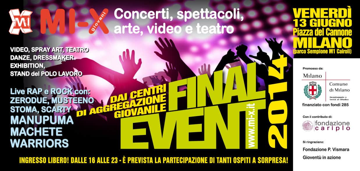 vonatino mix final event