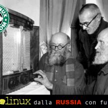 Popolinux missione Russia