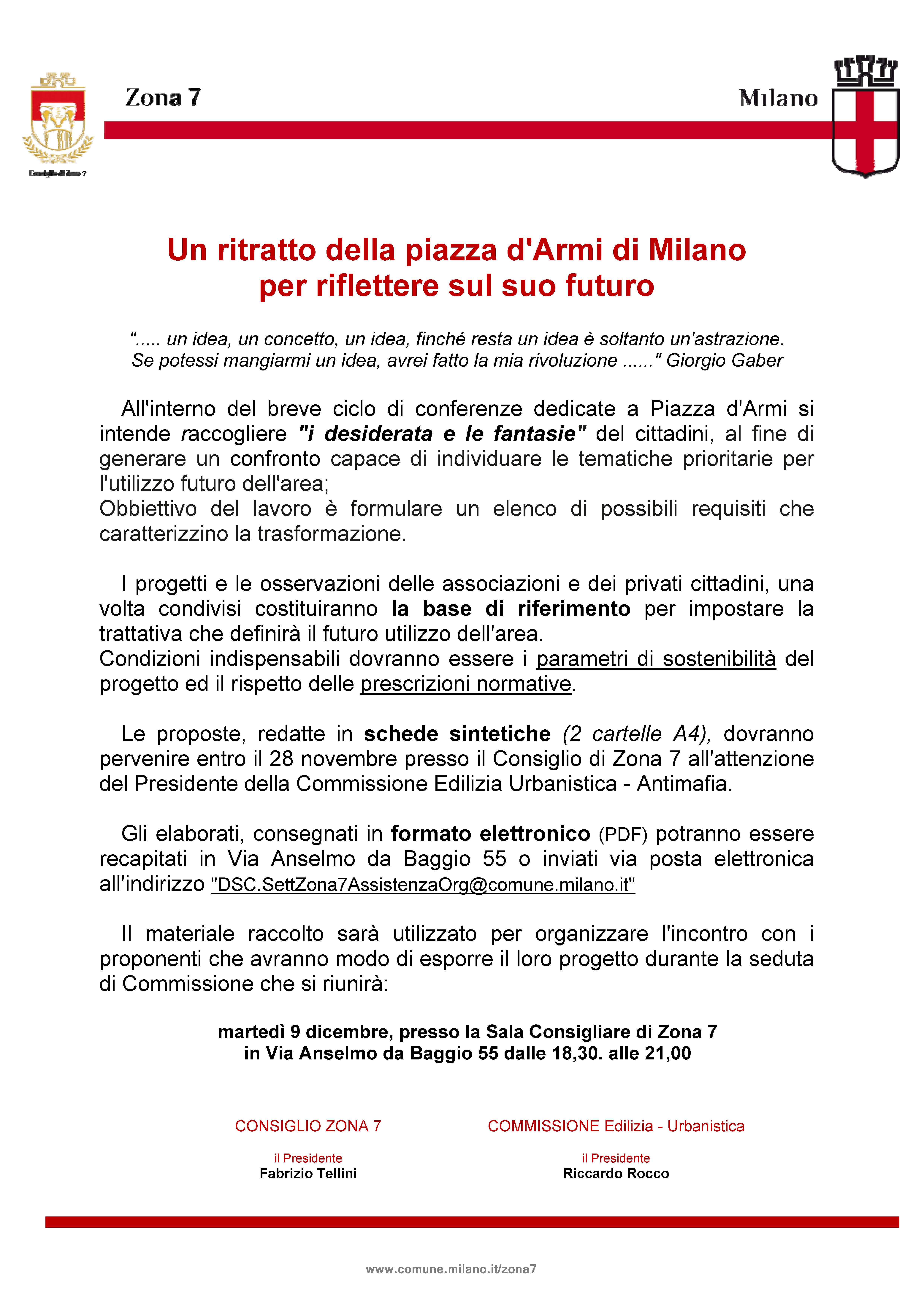 lettrea p.za d'Armi b