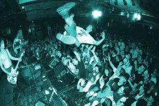 stage diving