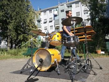 Shareradio calling   batteria in Giambellino