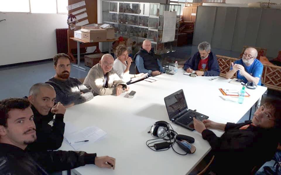 onda diurna riunione redazione